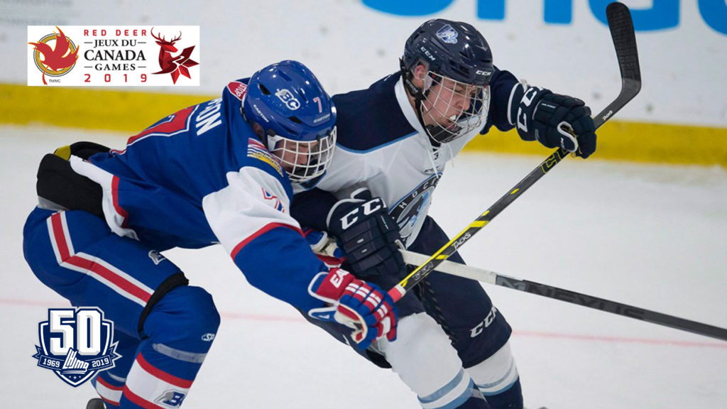 Quebec And Maritimes Teams All Set For 2019 Canada Winter Games Qmjhl