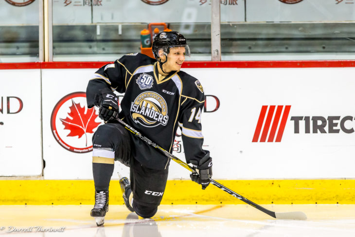 Charlottetown Islanders Official Site Of The Charlottetown Islanders