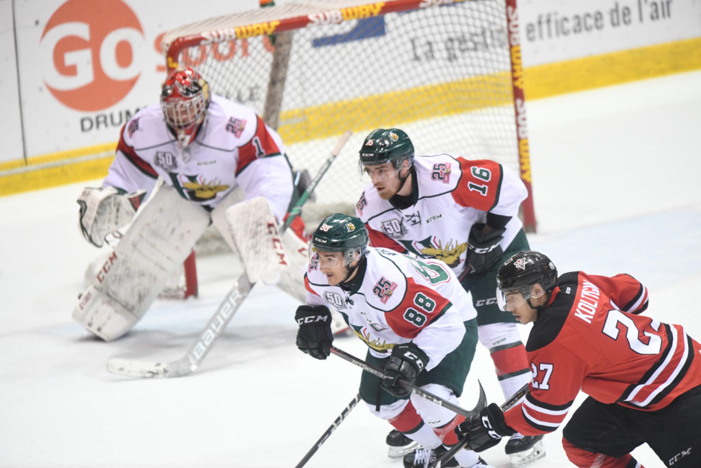 A Mooseheads Double Ot Win For The Ages Ties The Semi Finals Series