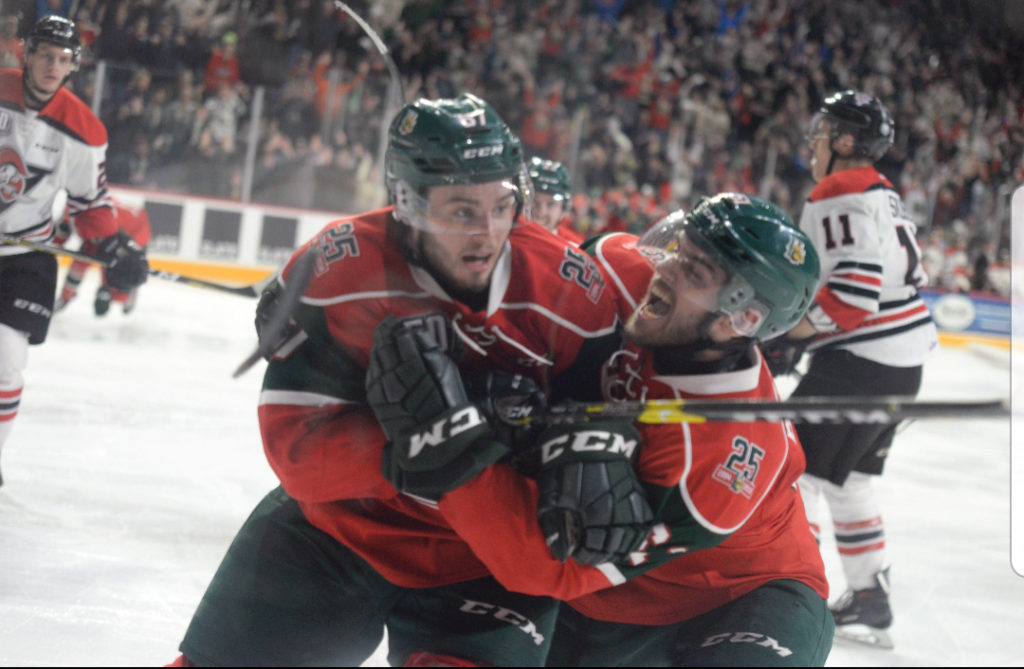 Mooseheads Are President Cup Finals Bound Halifax Mooseheads